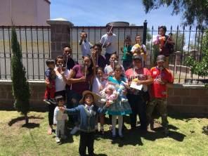 Celebran a los papás tizayuquenses en los 7 Centros PAMAR
