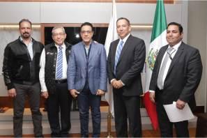 Emprende gobernador acciones para fortalecer trabajos de colaboración e inteligencia en Hidalgo