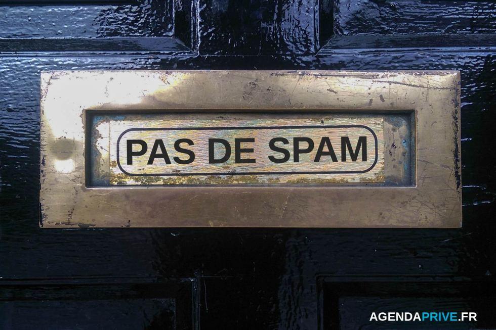 Boîte aux lettres anti-spam