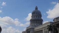 El Capitolio Nacional de La Habana. Actualmente se encuentra en reparación. (MVB)