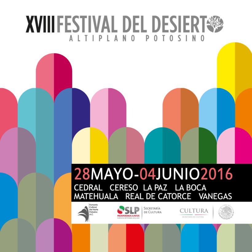 XVIII Festival del Desierto Altiplano Potosino