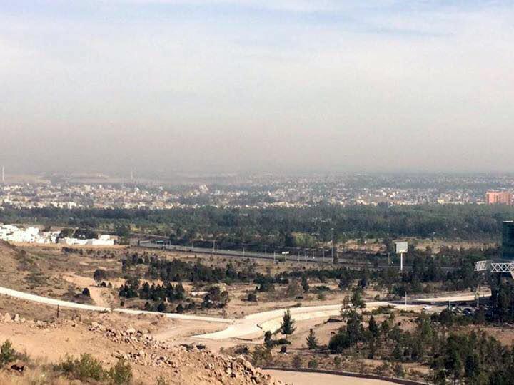 Contaminación, cada día más presente en San Luis Potosí