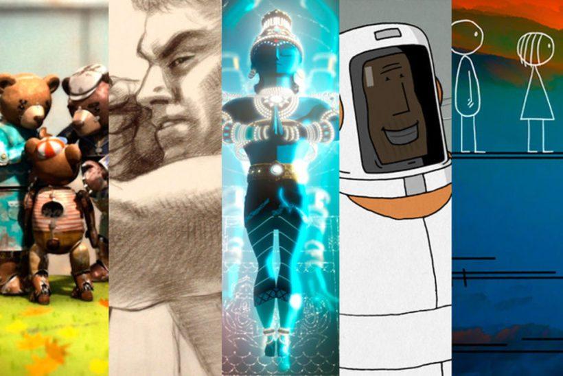 10 cortometrajes