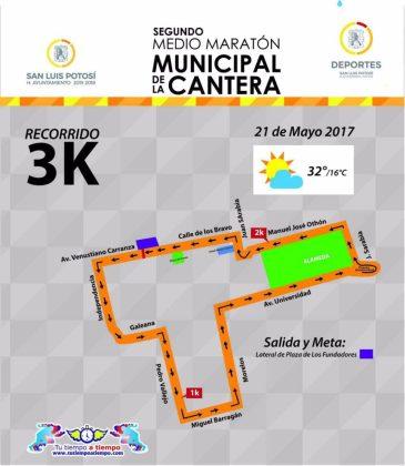 maratón de la cantera 2