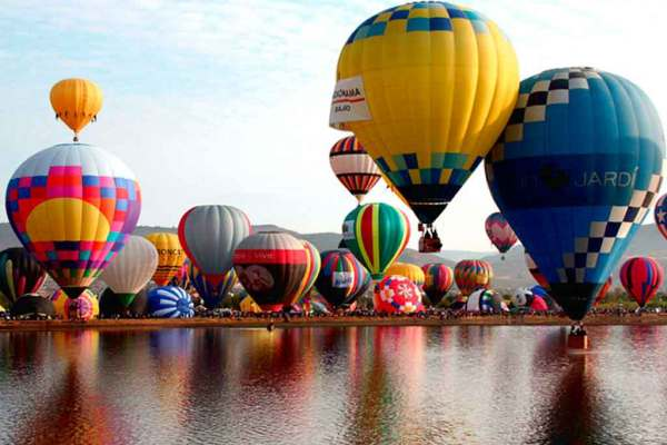 festival del globo rioverde 2