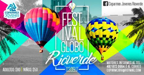 festival del globo rioverde