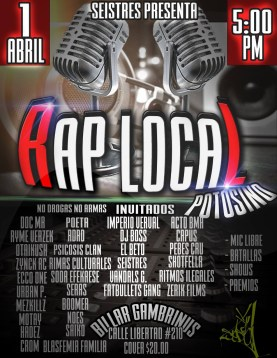 1 Rap Local