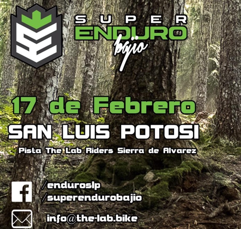 Super enduro bajio