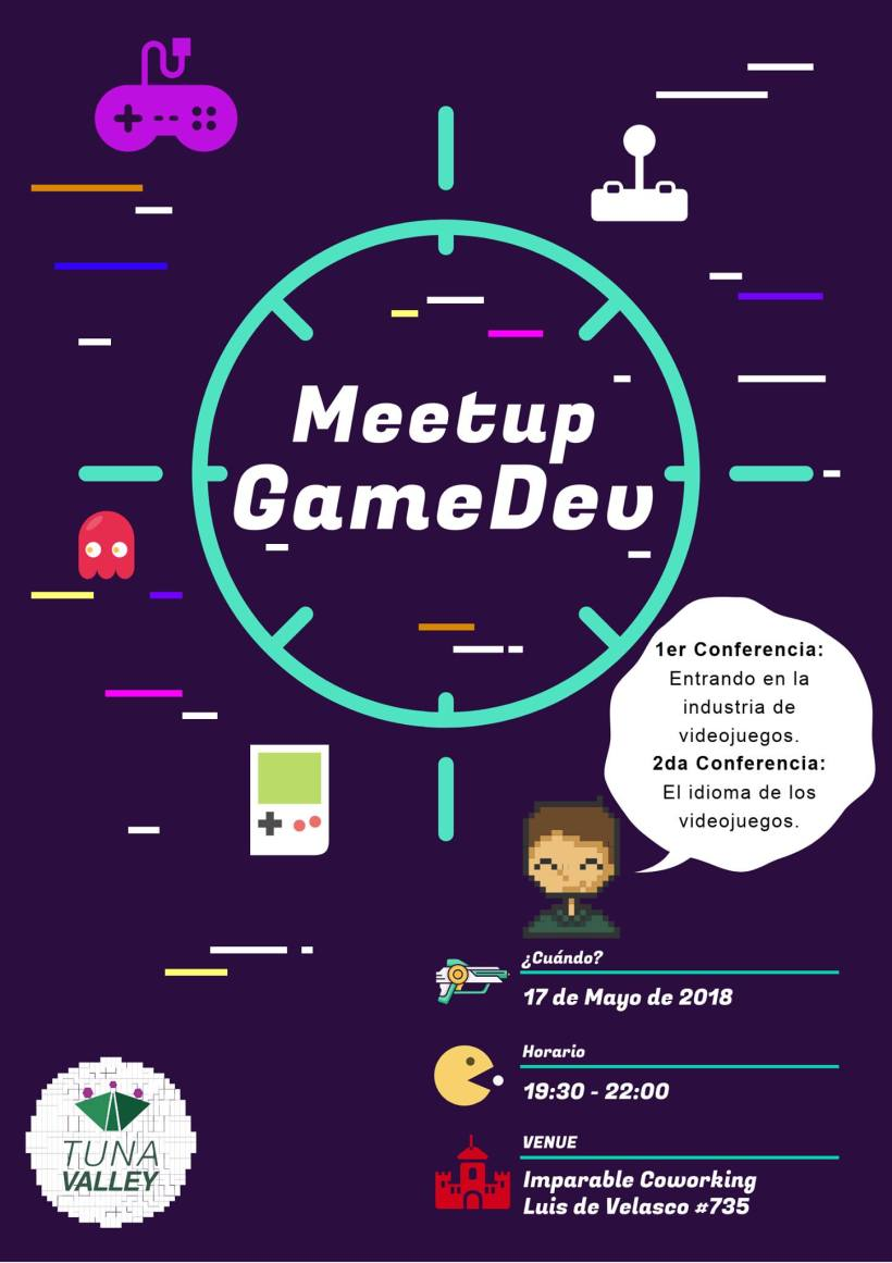 MeetUp Gameday