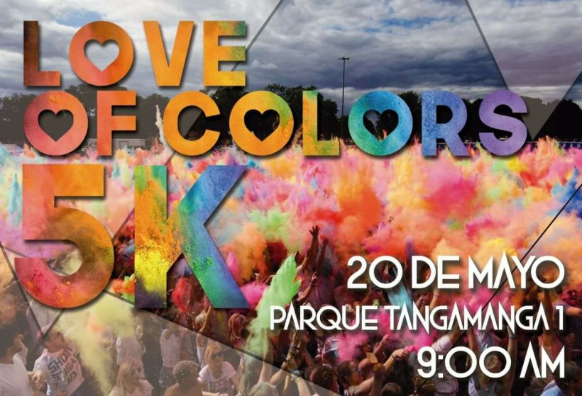Love Colors Tangamanga