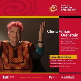 22 leonora Gloria Feman