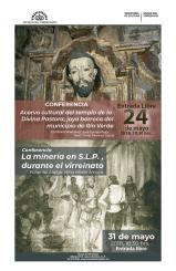 museo del virreinato conferencia SLP