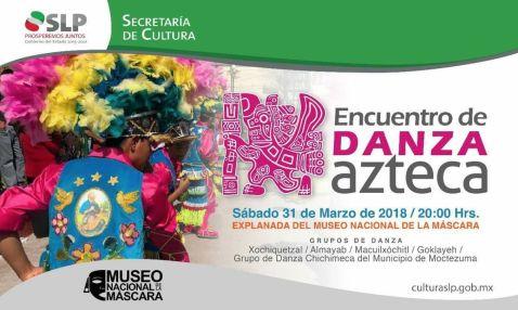 31 danza azteca