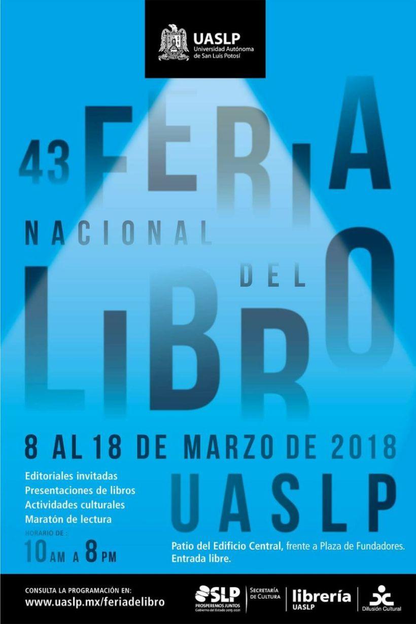 Feria del Libro UASLP