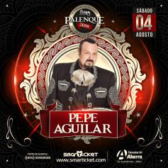 Pepe Aguilar Palenque 2018 FENAPO SLP