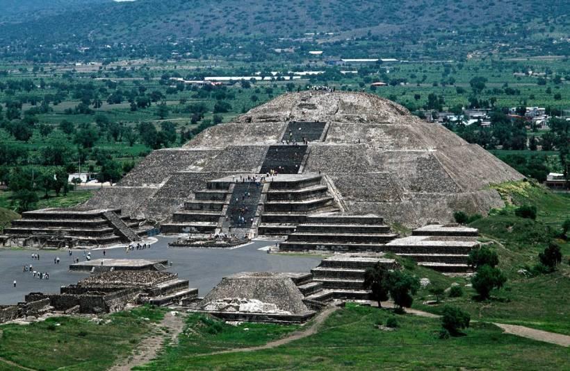 Teotihuacan por