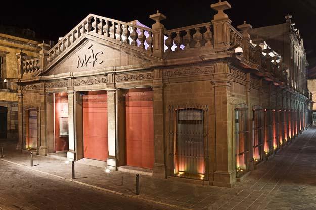 Museo de arte contemporaneo SLP