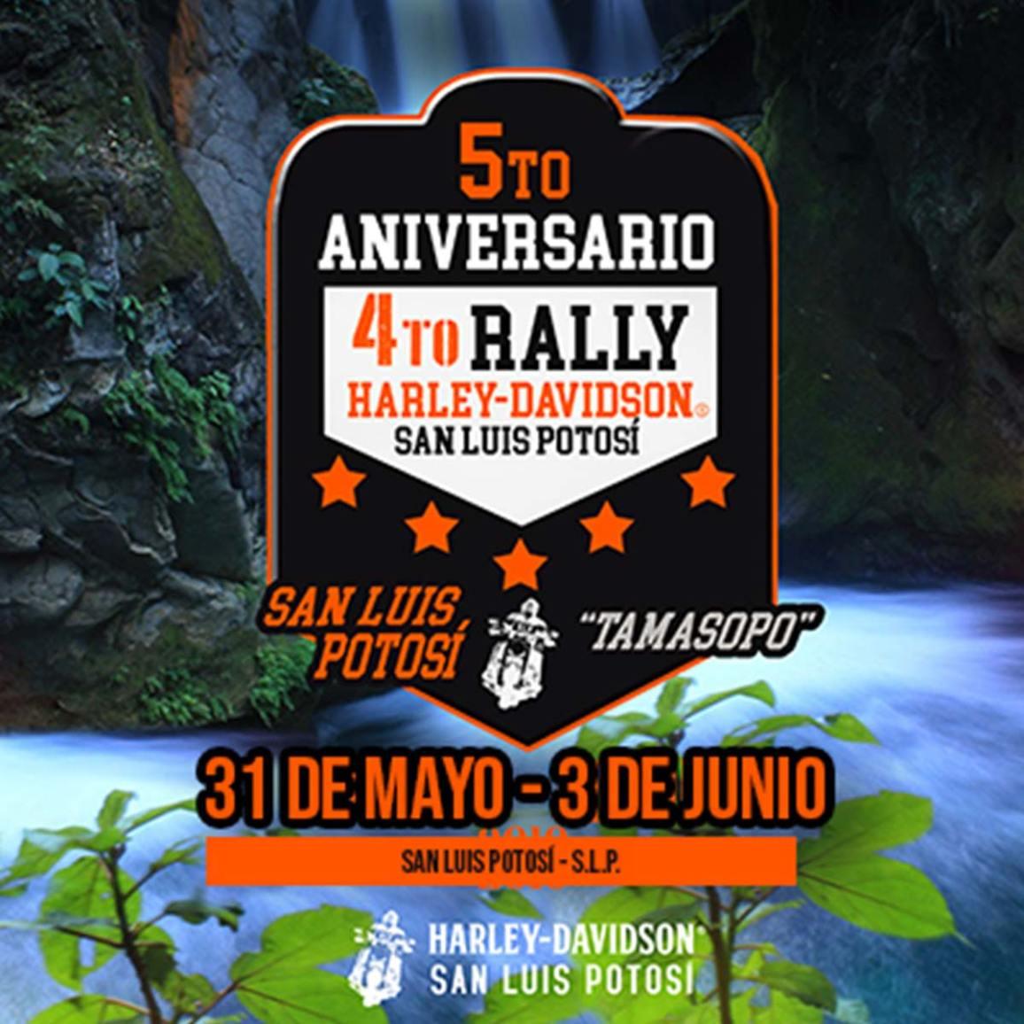 rally harley SLP