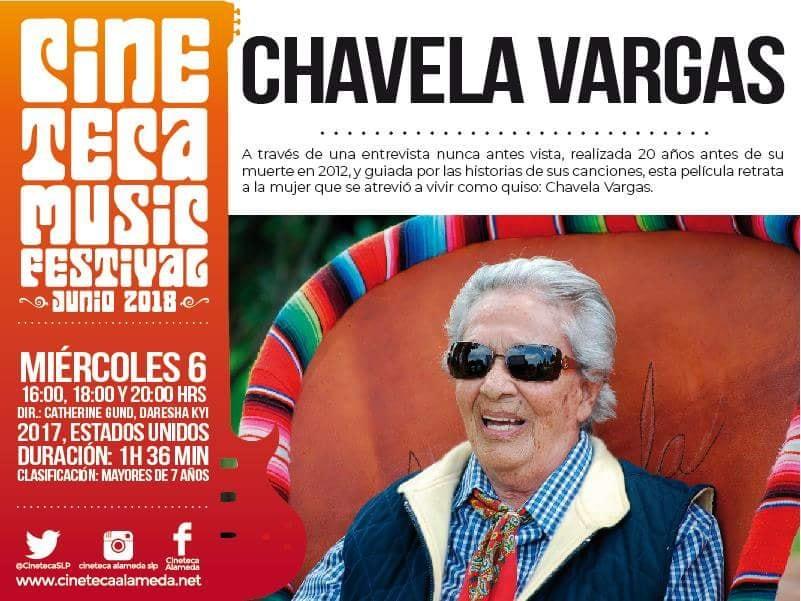 Chavela Vargas SLP
