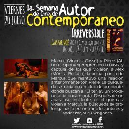 Cine de Autor Contemporaneo en Cineteca