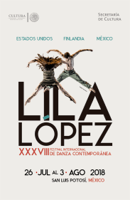 Festival Lila López SLP