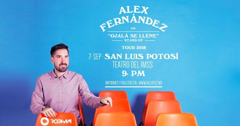 7 Septiembre Alex Fernandez