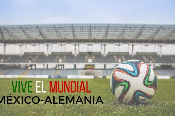 México Alemania mundial 2018 SLP