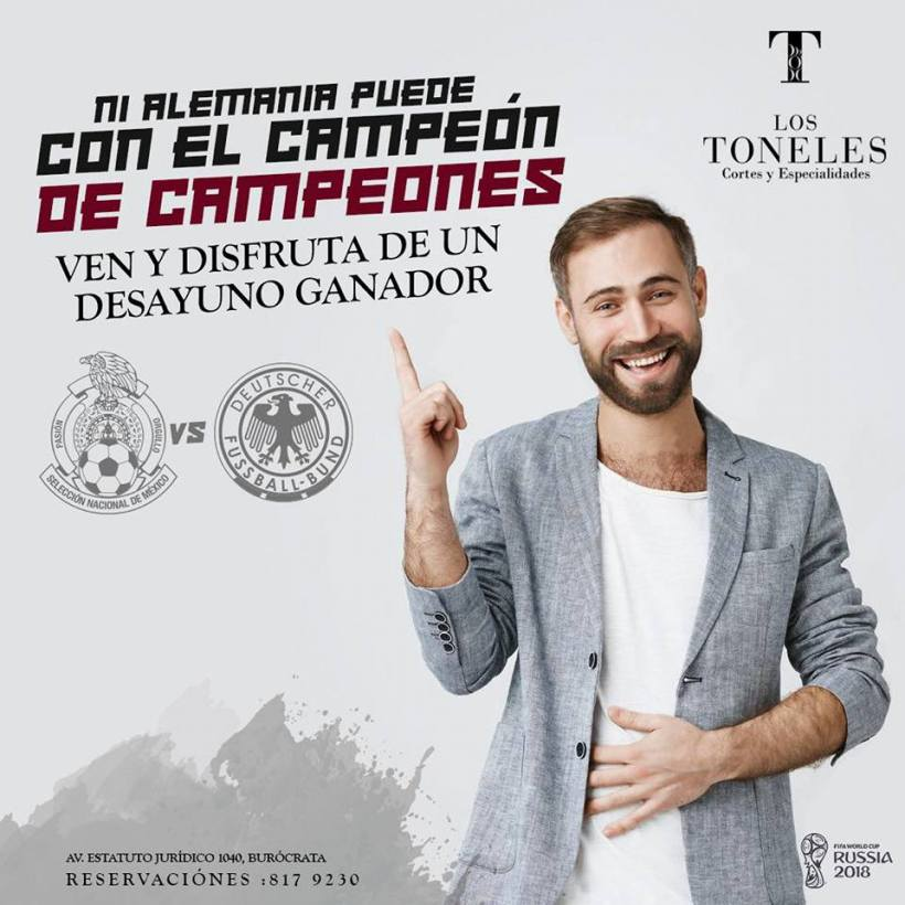 Los Toneles SLP