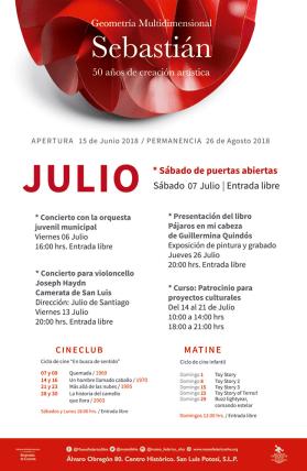 Agenda Federico Silva SLP