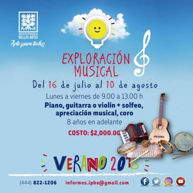 expomusical bellas