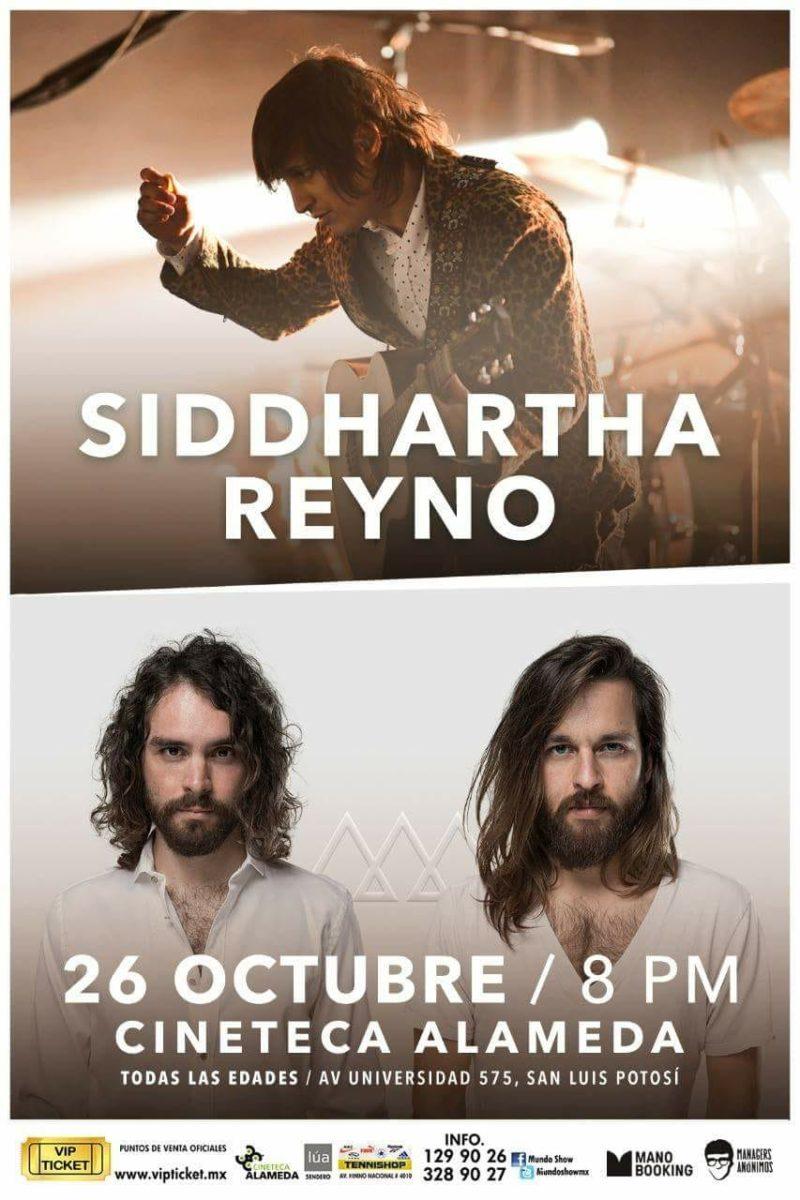 Siddharta Reyno Cineteca alameda