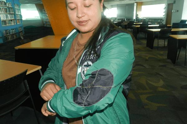 woman wearable por