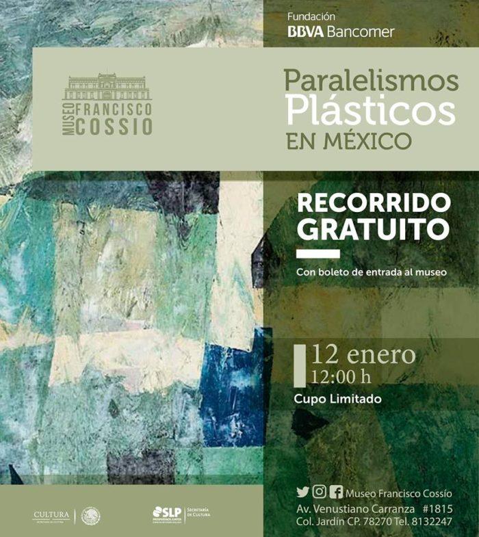 Recorrido Gratuito Museo Cossio