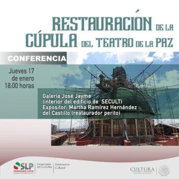 Conferencia Teatro Paz