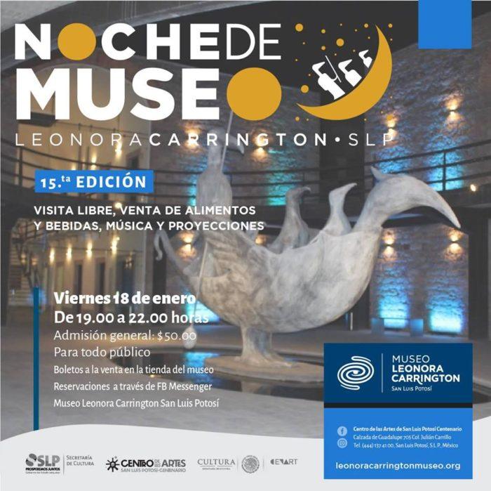 Noche de Museo CEART