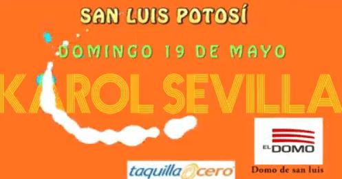 Karol Sevilla SLP