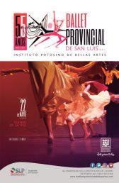 Ballet Provincial: 55 Años