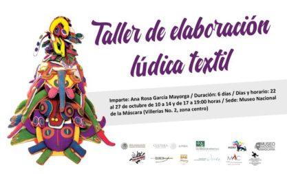 Museo Máscara Taller Textil