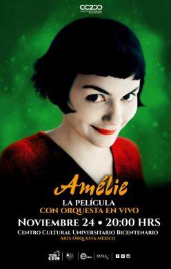 24 Noviembre Amelie