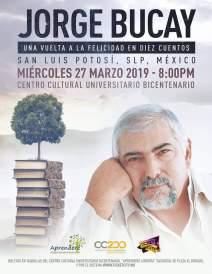Jorge Bucay SLP