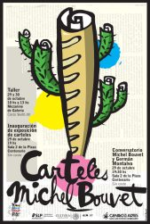 Carteles Michel Bouvet CEART