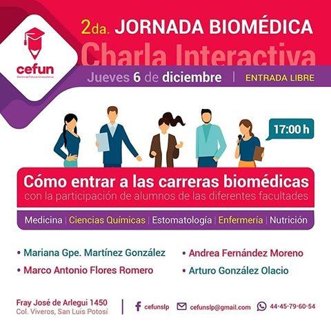 2da Jornada Biomédica
