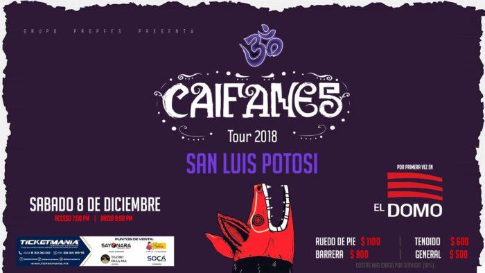 Caifanes SLP