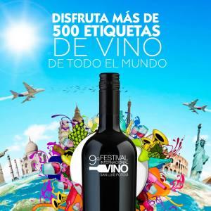 Festival Internacional del Vino 2019 @ Centro de las Artes