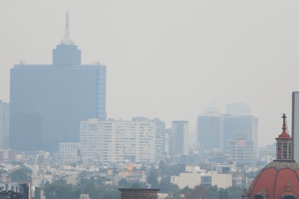 PM 2.5 por