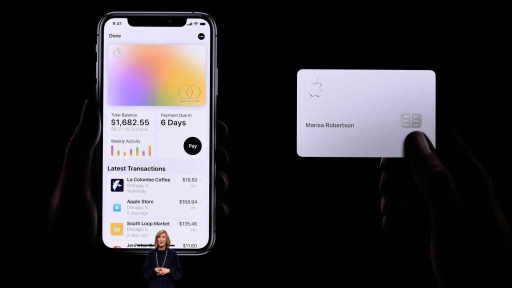 Ahora Apple lanza tarjeta de crédito ¡Que no cobra comisiones!