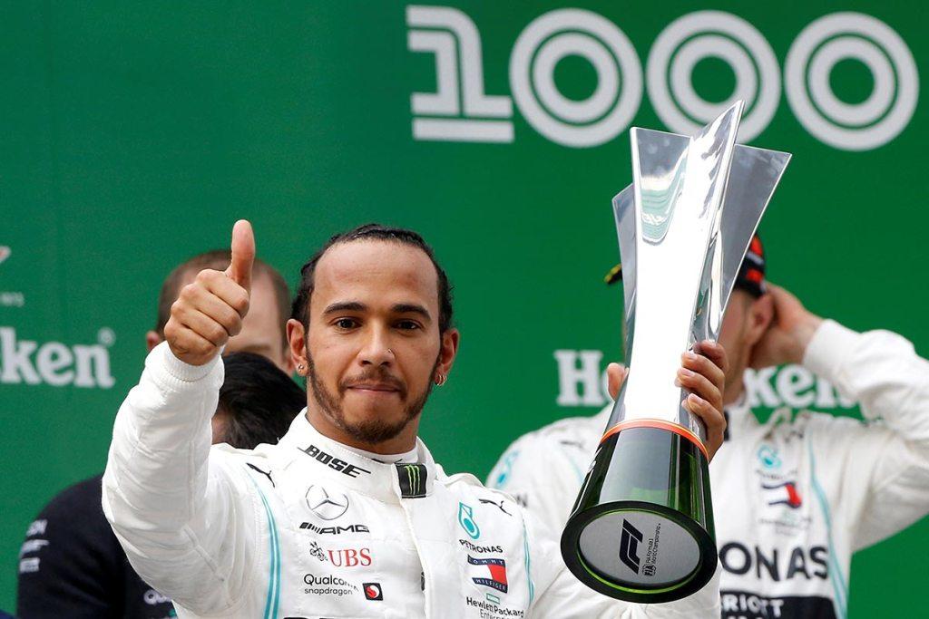 ¡Triunfa de nuevo! Lewis Hamilton gana el Grand Premio de China