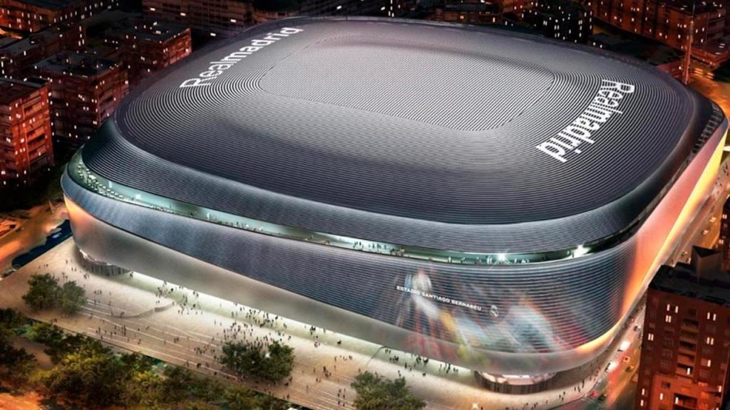 Carlos Slim gana contrato para remodelar el Estadio Santiago Bernabéu del Real Madrid