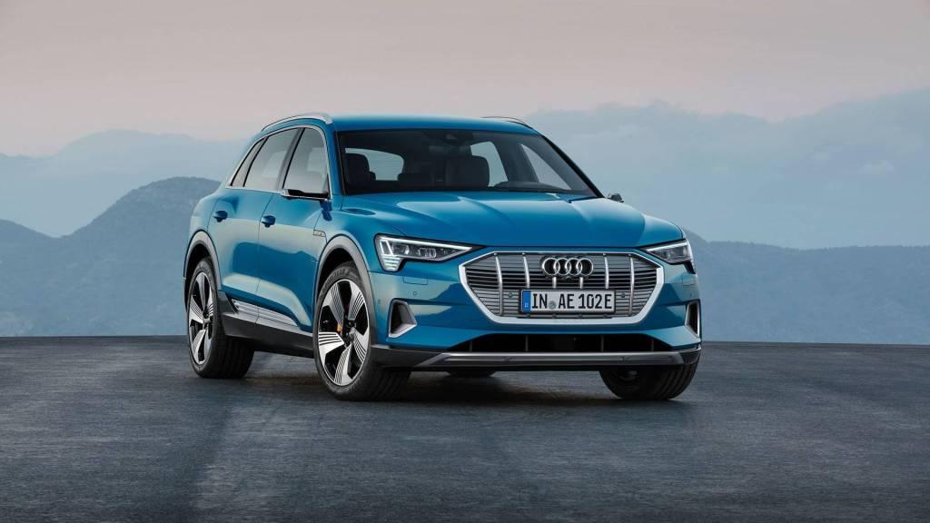 El Audi eléctrico E-Tron es retirado del mercado por riesgo de incendio