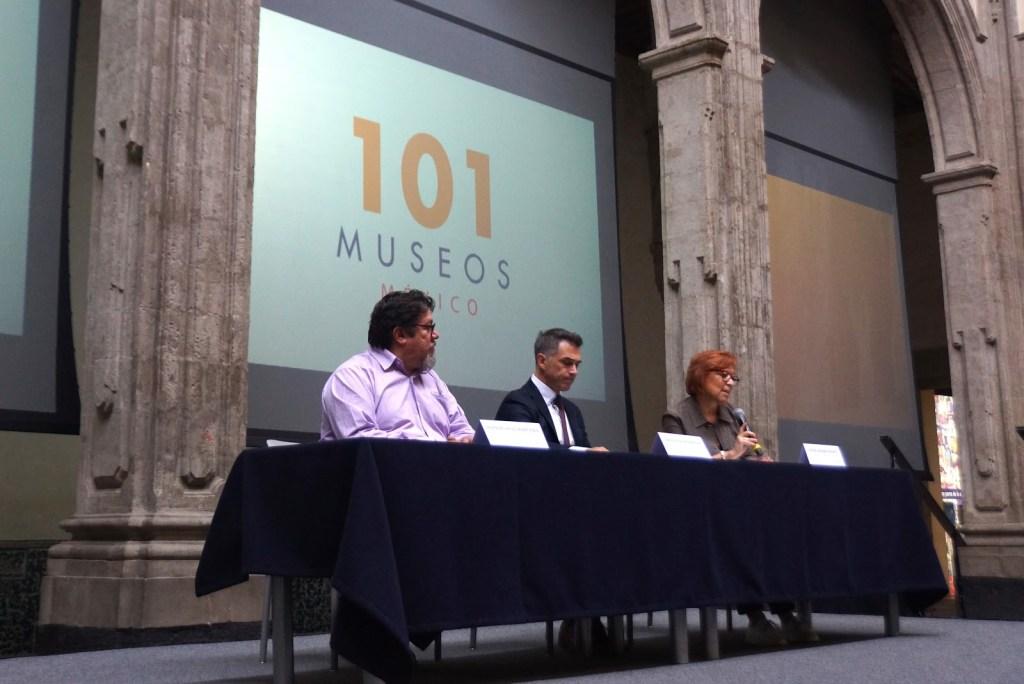 Lanzan 101 museos, una guía digital viva y dinámica de museos en México